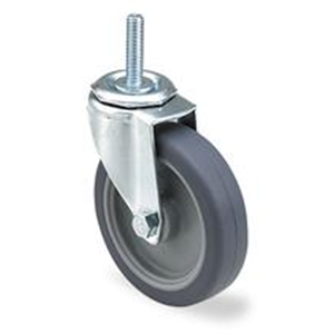 Swivel Wheel Caster Threaded